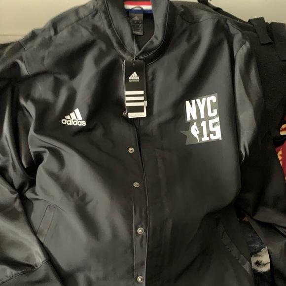 adidas all star jacket